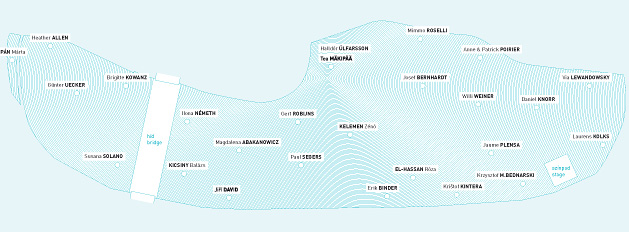 Artonlake Map