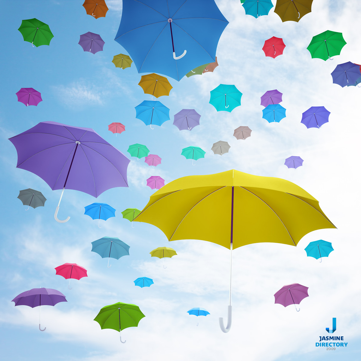 Stock photography - Umbrella
