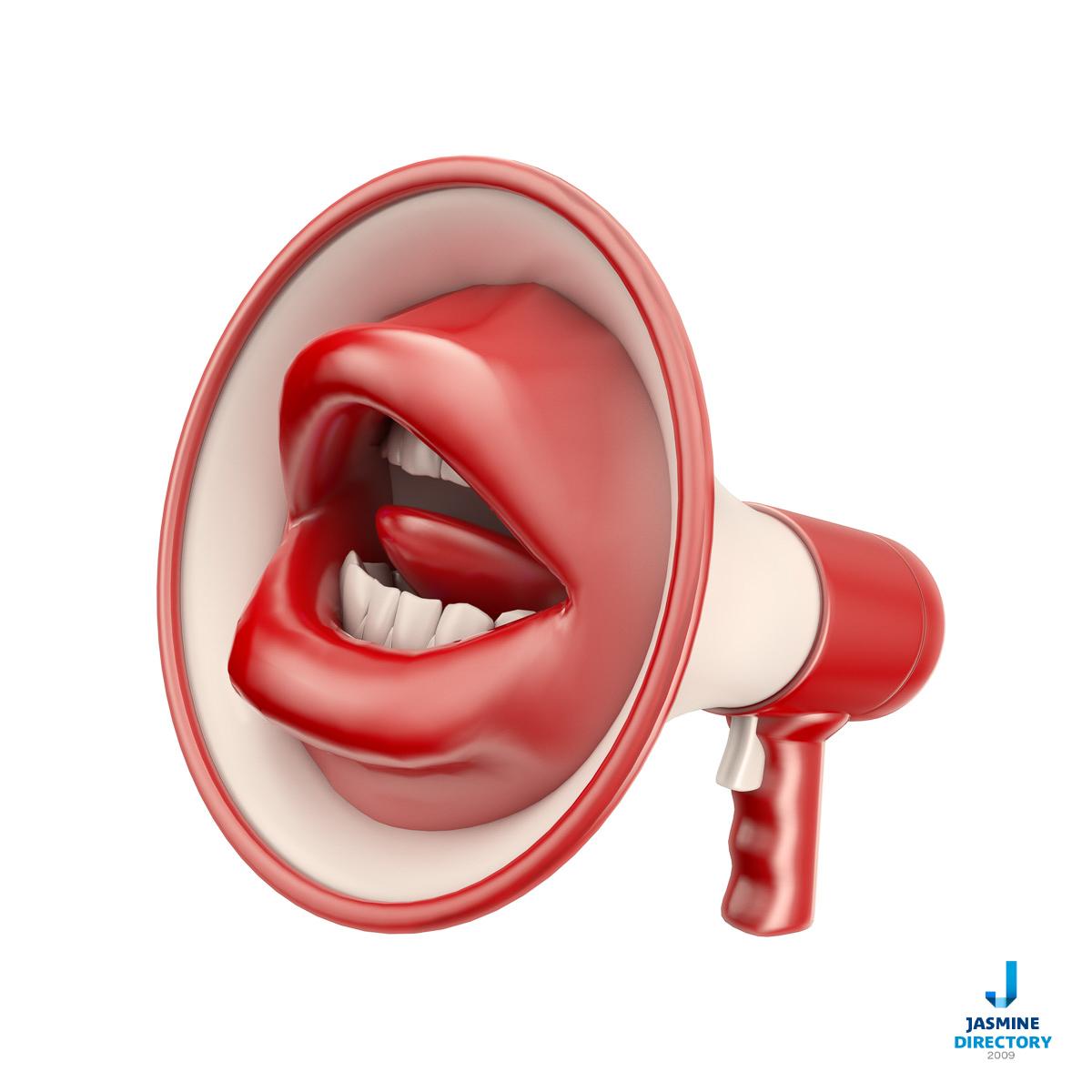 Loudspeaker - Megaphone
