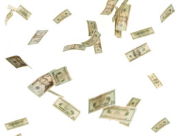 Stock photography - Money