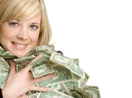Stock photography - Wealth