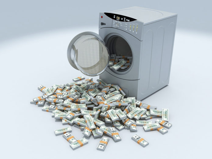 Money laundering - Crime