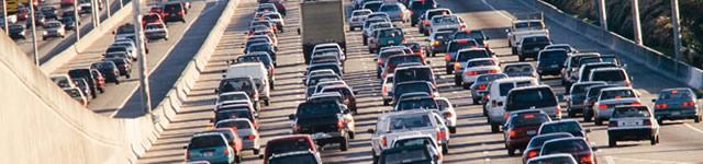 Traffic - Driving