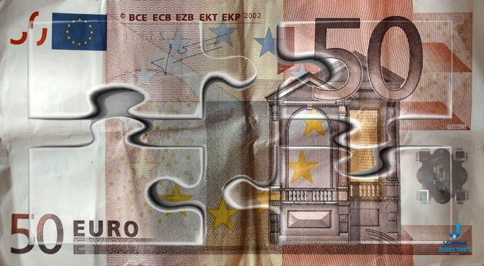 Banknote - Euro banknotes
