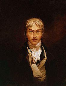 Self portrait, oil on canvas, circa 1799.