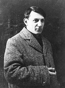 Pablo Picasso, 1908-1909