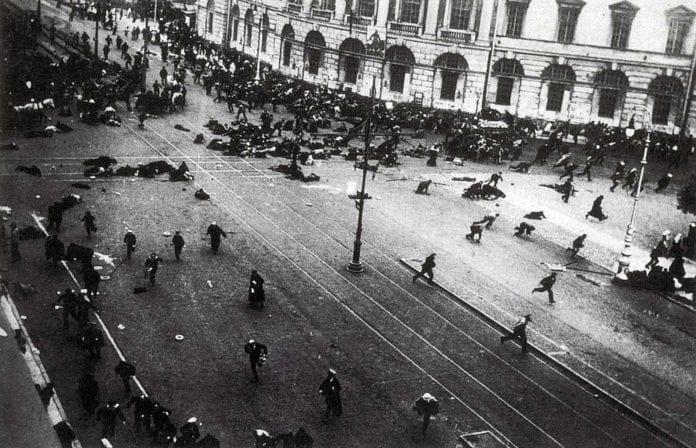 July Days - February Revolution