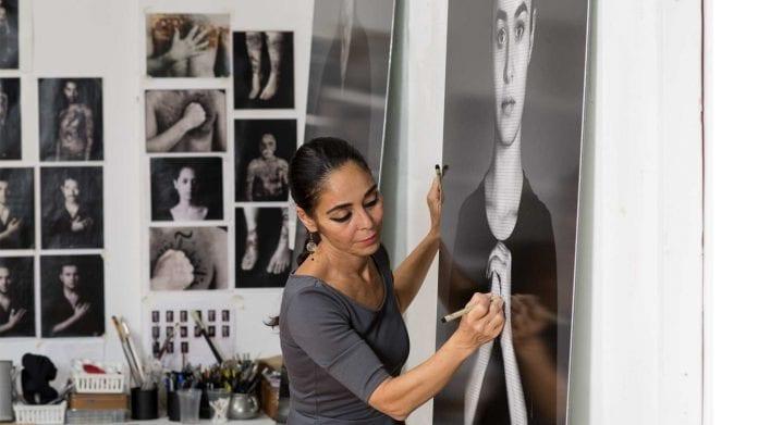 Shirin Neshat - Iran