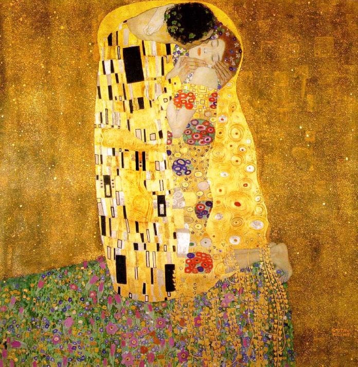 The Kiss - Vienna Secession
