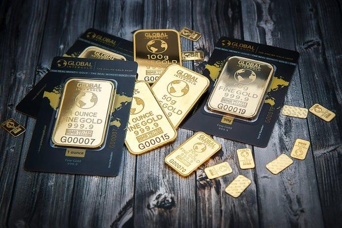 Gold - Gold bar