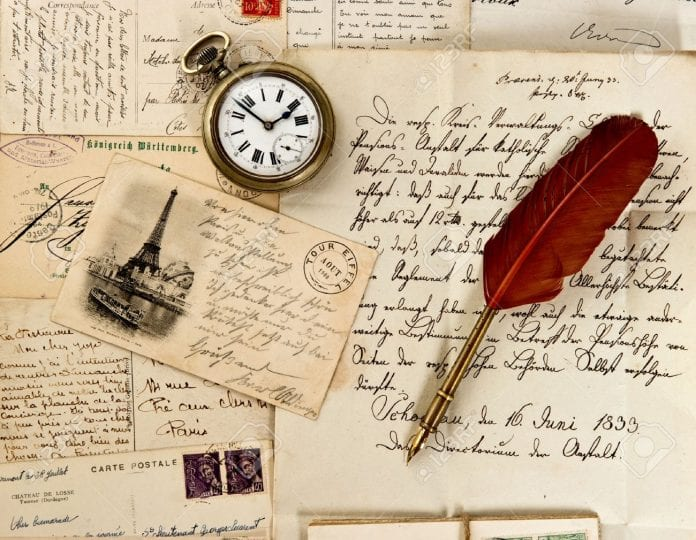 Letter - Quill