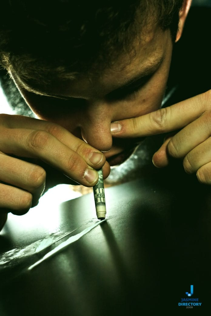 Problematic smartphone use - Recreational drug use