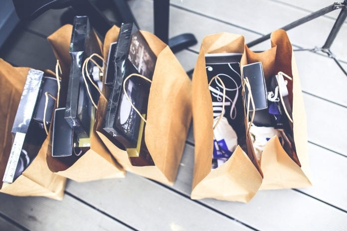 Shopping - Shopping bag