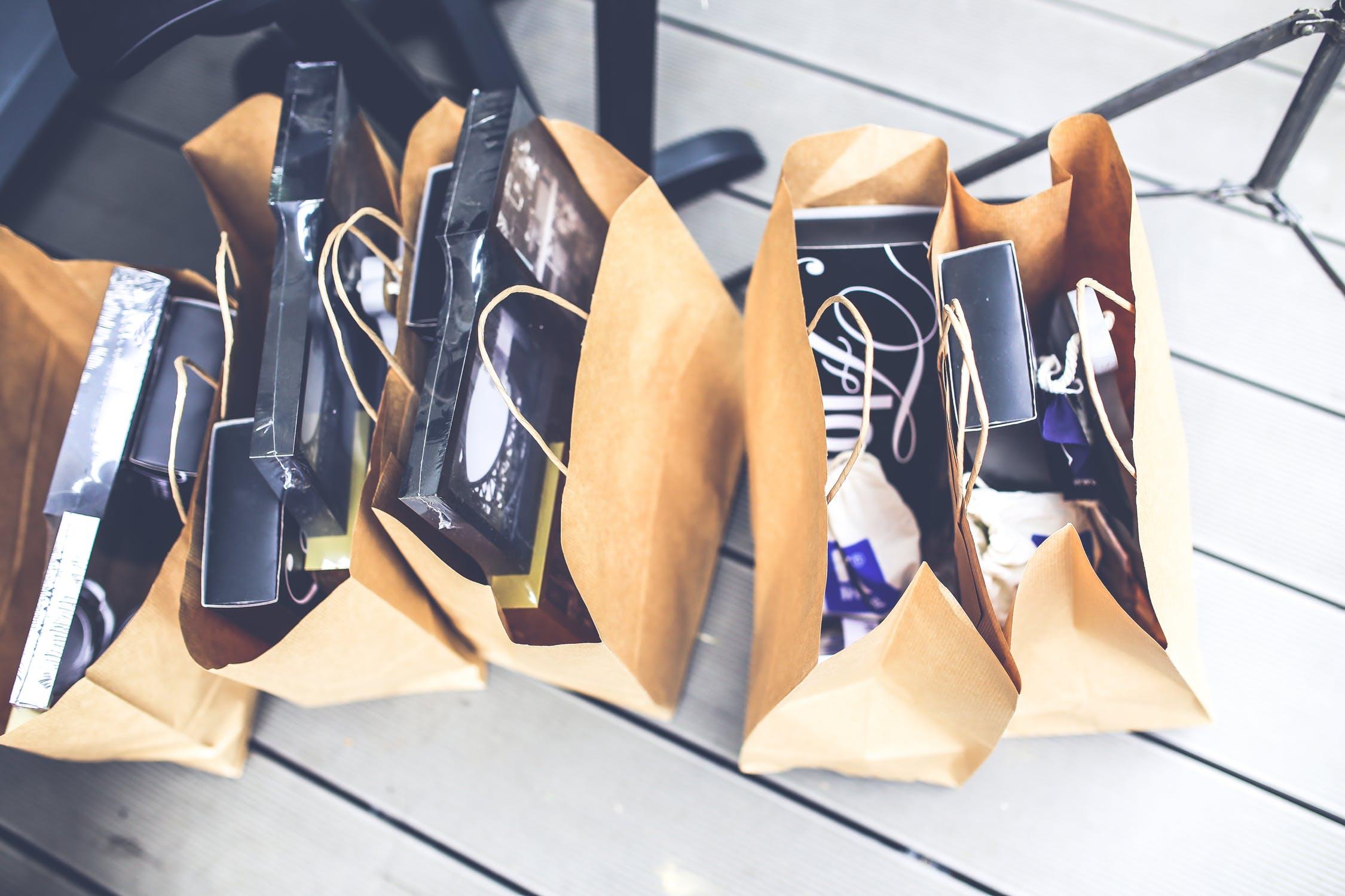 Shopping - Shopping bag