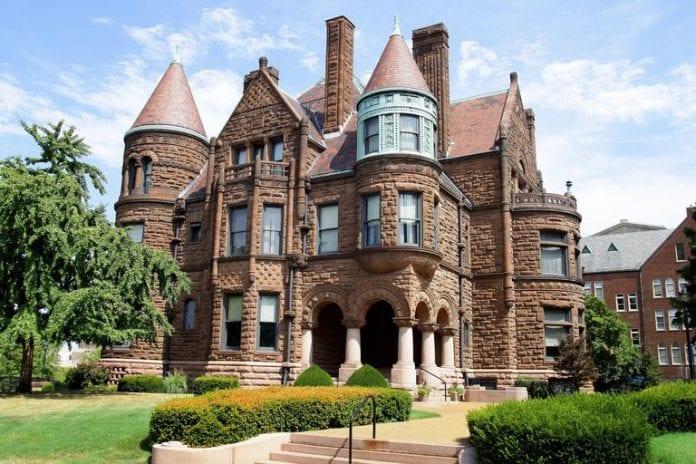 Samuel Cupples House - Romanesque Revival architecture