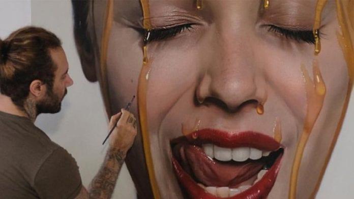 Hyperrealism - Art