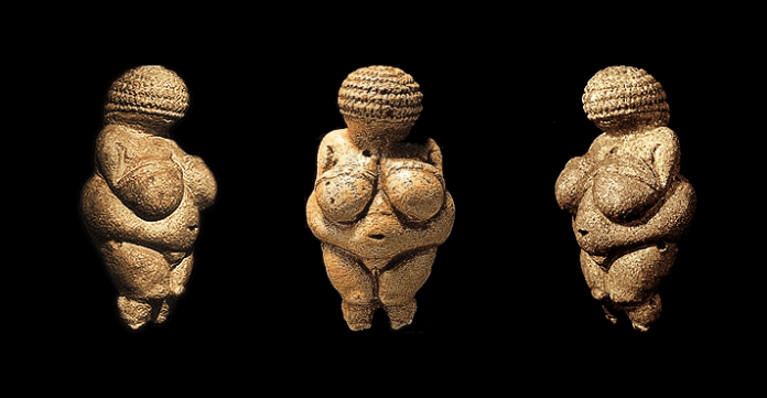Venus of Willendorf - Willendorf in der Wachau