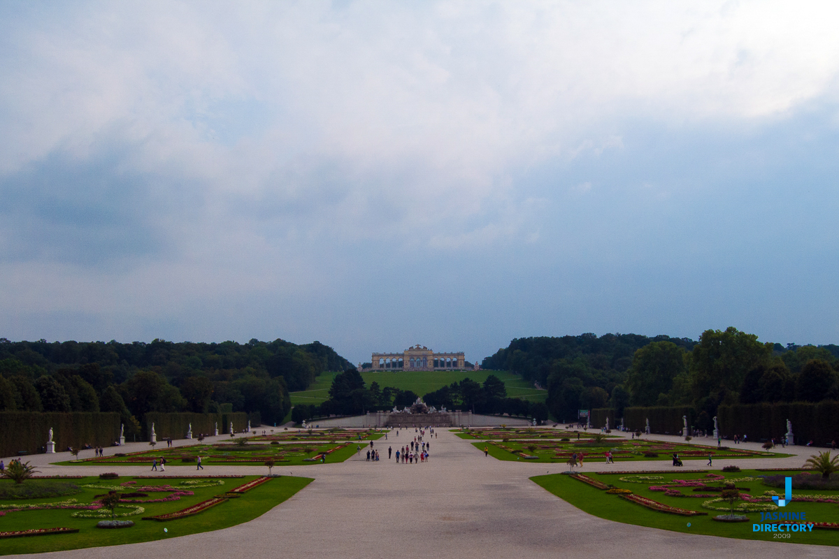Vienna, Austria, Symmetrical