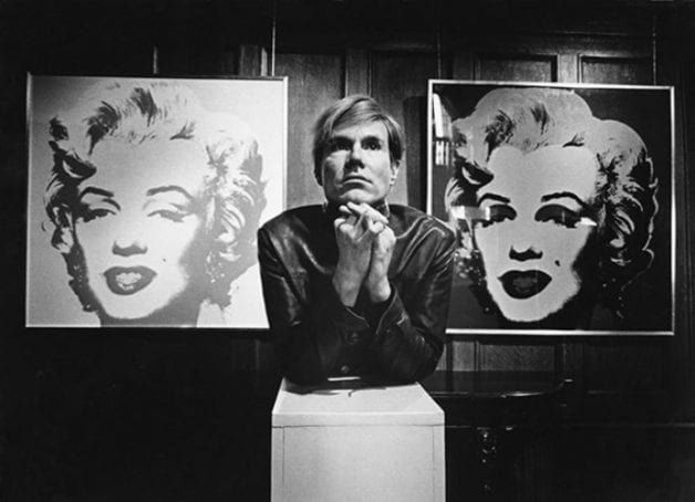 Anatomy of an Artwork Andy Warhols Marilyn Diptych