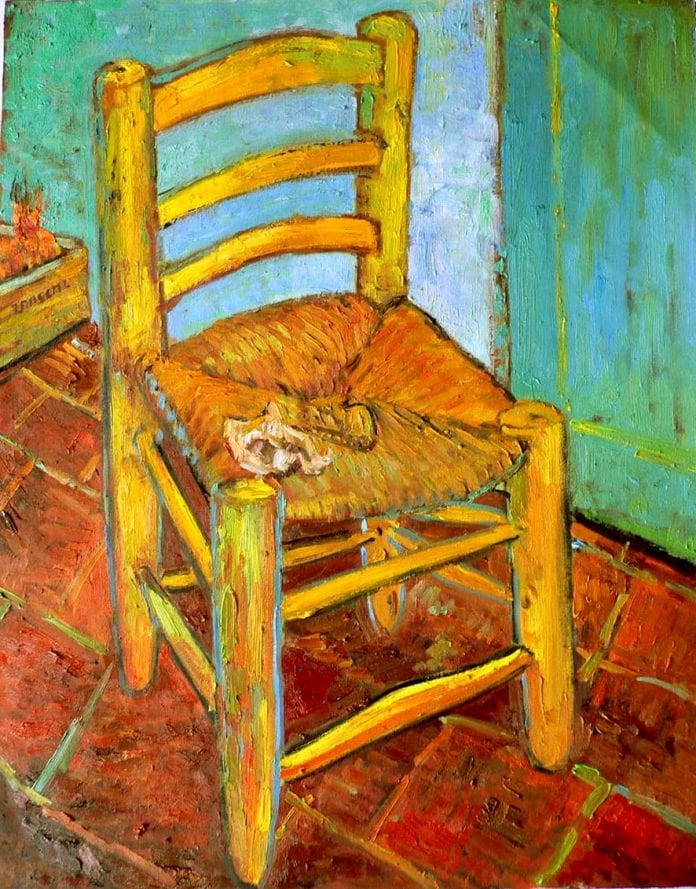 Van Gogh's Chair - The National Gallery