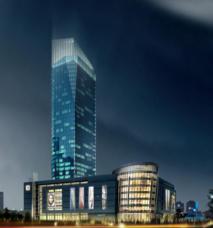 Skyscraper - Building