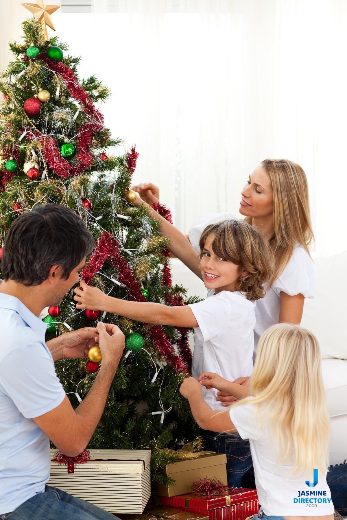 Christmas Day - Christmas tree