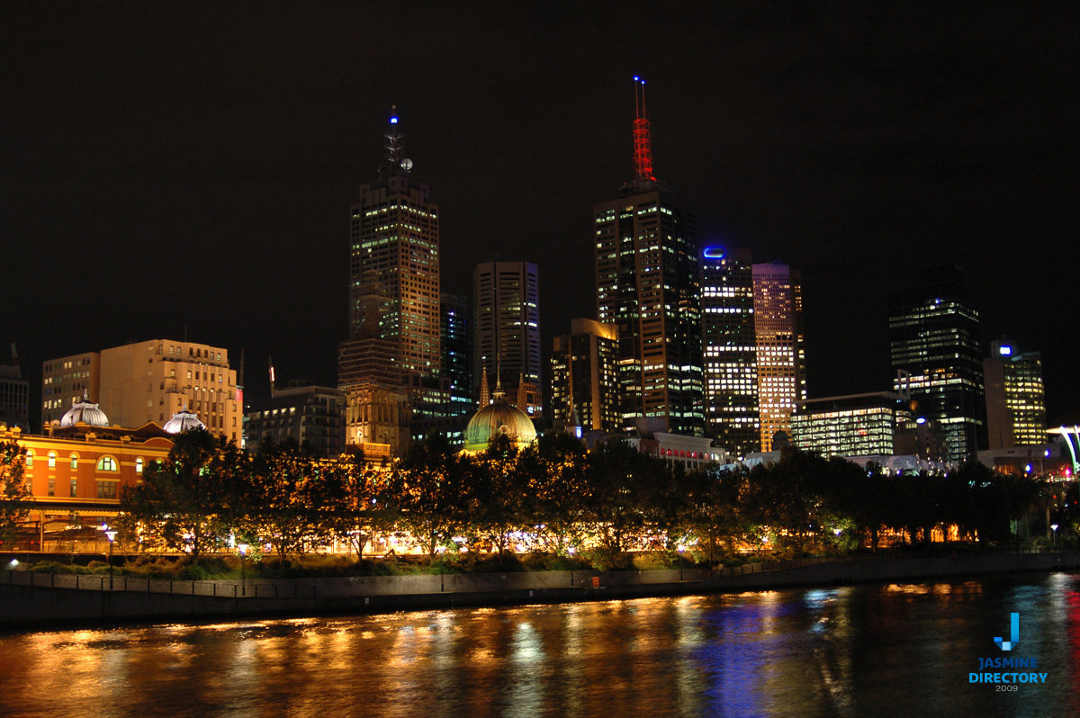 Melbourne - Stock photography