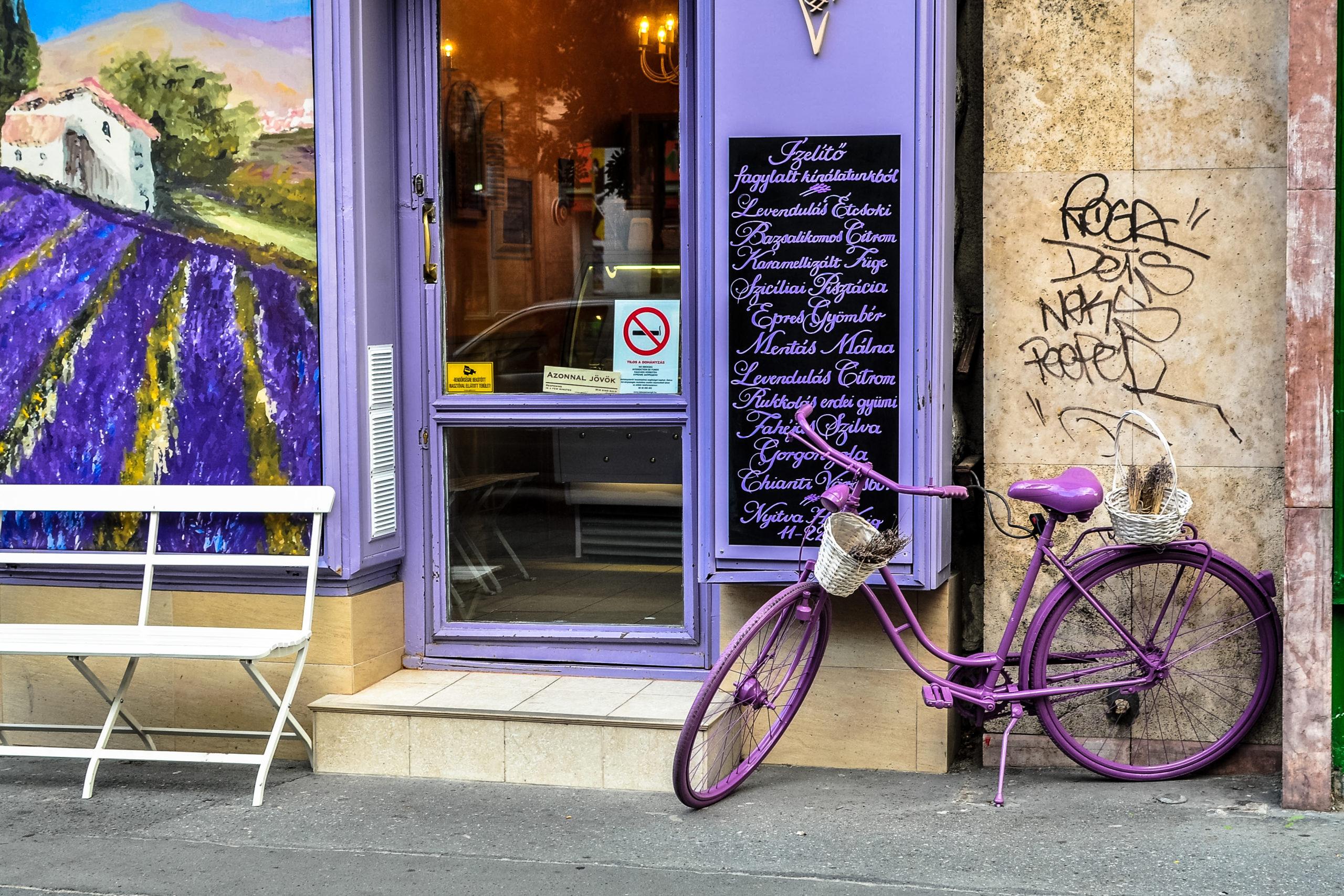 Road bicycle - Street