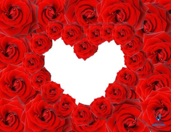 Heart - Rose