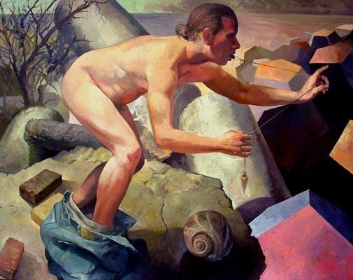 Matt Ballou Painting