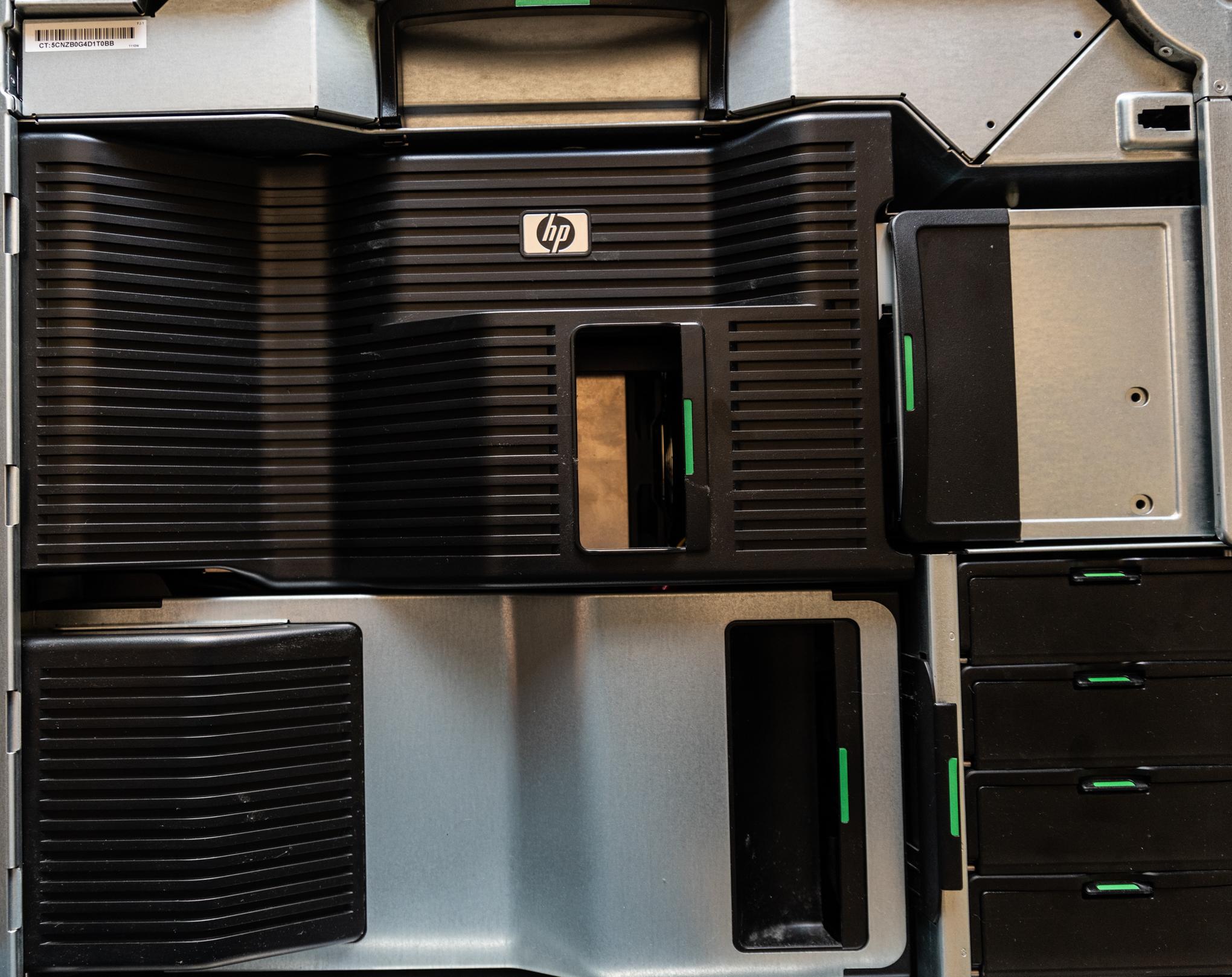 Z800 modular design