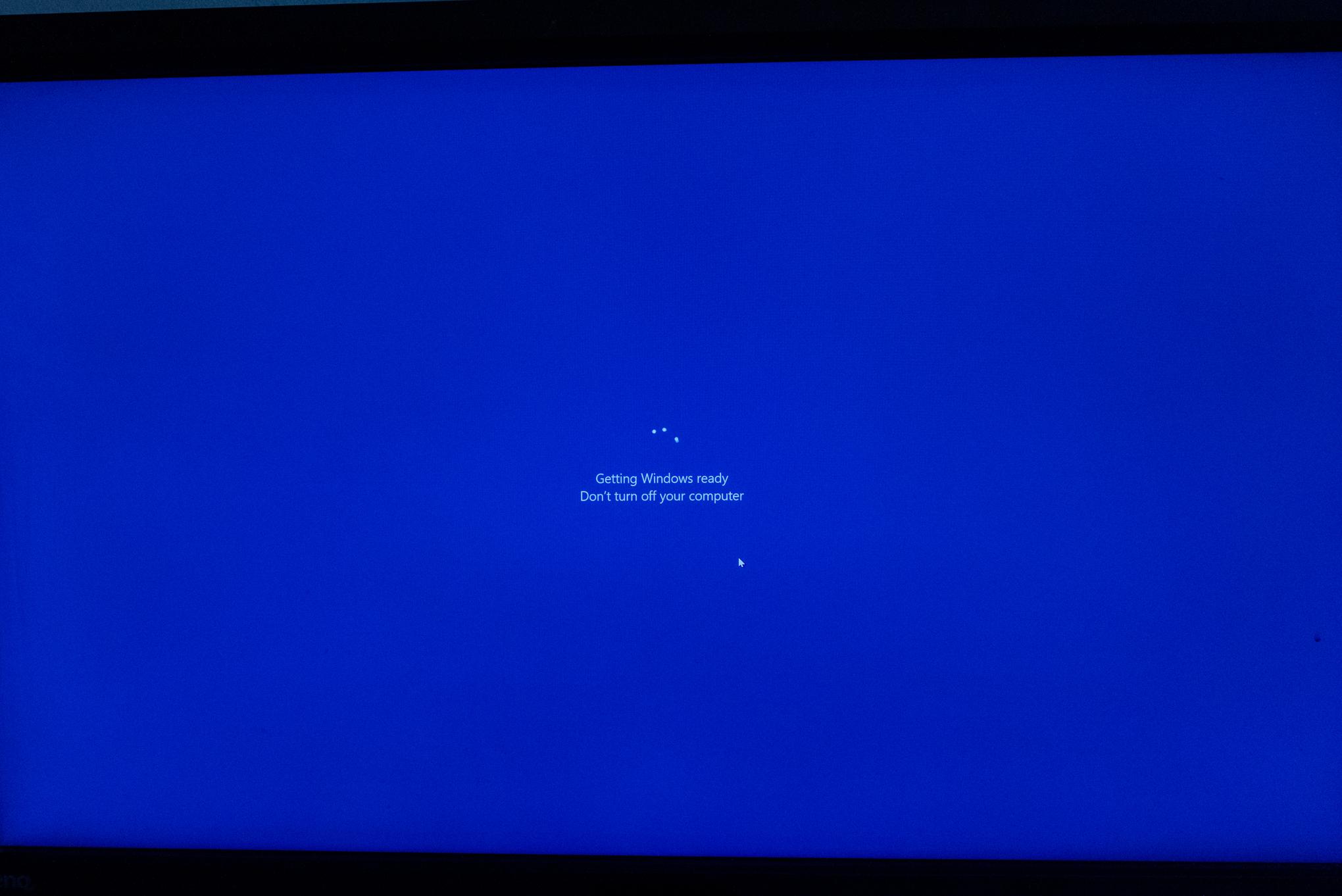 Windows 10 Education update