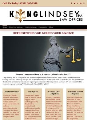 Fort Lauderdale Divorce Lawyers