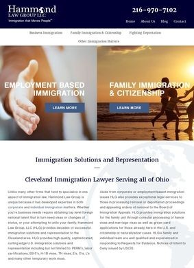 Hammond Law Group, LLC - Cleveland, Ohio Immigration Attorney