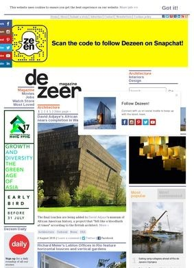 Dezeen: Architecture Archive