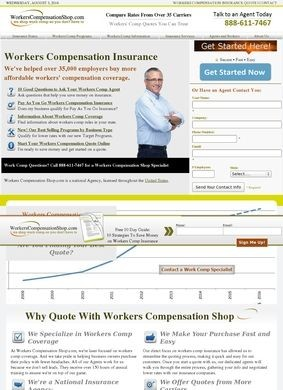 Workers Compensation Quotes