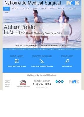 Nationwidemedical's Flu Vaccine