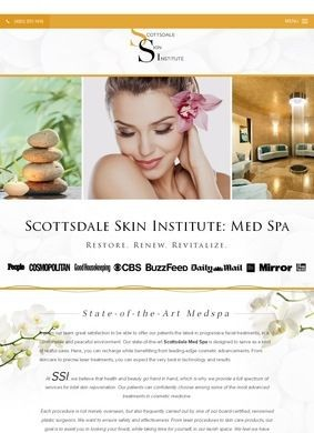 Scottsdale Skin Institute: Medspa offering CoolSculpting, Ultherapy & More