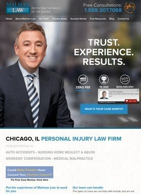 Malman Law: Chicago Personal Injury Attorneys