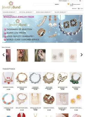 JewelryBund.com: Wholesale Bulk Jewelry Supplier