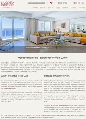 La Costa Properties: Monaco Real Estate