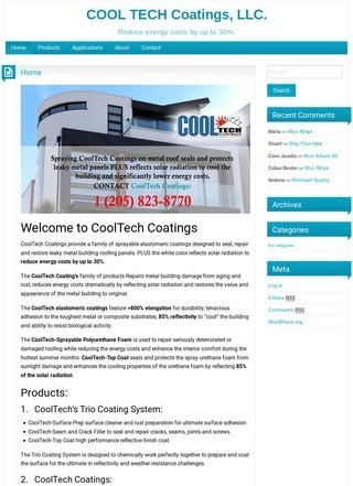 CoolTech Coatings