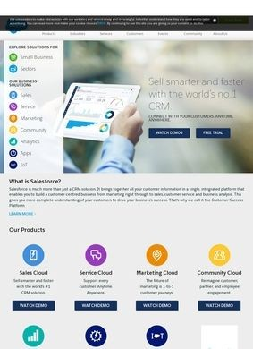 Salesforce.com: UK
