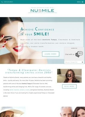 Dentist Tampa: Nusmile Dental
