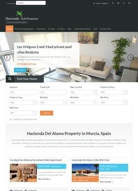 Hacienda Golf Properties