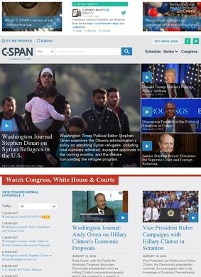 The C-SPAN Network