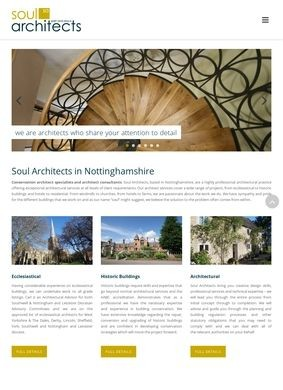 Soul Architects: Architects and Conservation Consultants