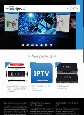 Reliable Ip TV