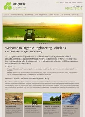 Organic Engineering Solutions Limited