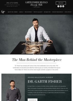Dr. Garth Fisher